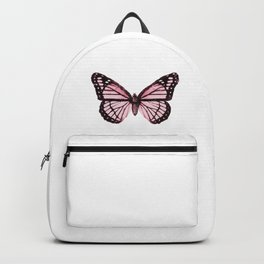 Monarch Butterfly Pink Dream Backpack