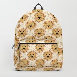 Lion Safari Backpack
