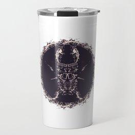 Beetle/Lucanus cervus Travel Mug