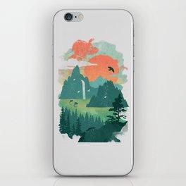 Lost Cove iPhone Skin