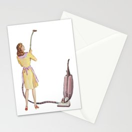 Mid Century Home Maker Stationery Cards