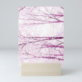 """RAMAS ROJAS"" Mini Art Print"