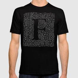 Light Letter F T-shirt