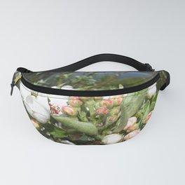 Pear blossom I Fanny Pack