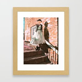 Movement Watchers IMG 5 Framed Art Print