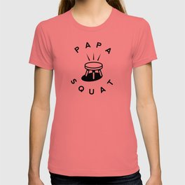 Papa Squat Merch T-shirt
