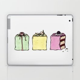 P is for Petit Four Laptop & iPad Skin