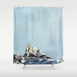 Blackcomb Shower Curtain