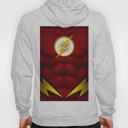 Flash: Superhero Art Hoody