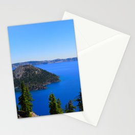 Crater Lake II Stationery Cards
