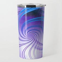 Pathways (purple) Travel Mug