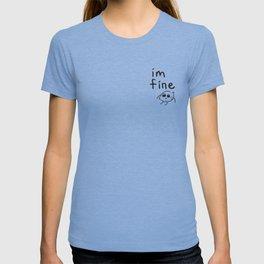 passive lemon T-shirt