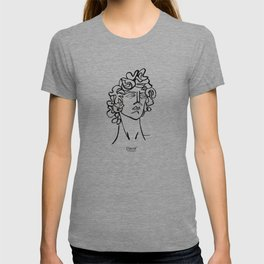David Michelangelo statue T-shirt