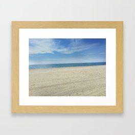 Beach & Ocean Framed Art Print