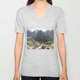 Incan Paradise Unisex V-Neck