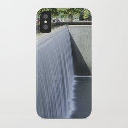 National September 11 Memorial iPhone Case