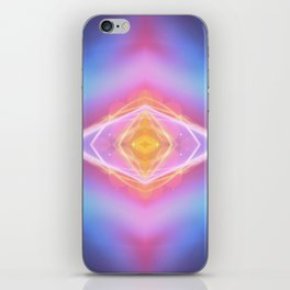 Third Eye Illumination iPhone Skin