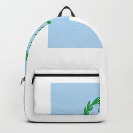 Eritrea flag Yakil gift Backpack
