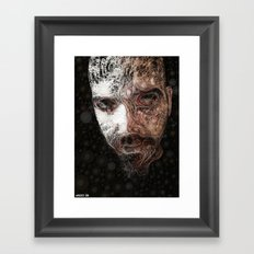 Luke_Beard Framed Art Print