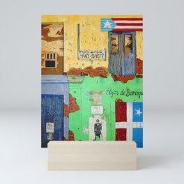 Hijos De Borinque Mini Art Print