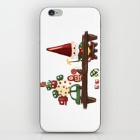 elf iPhone & iPod Skins featuring Elf by Erica_art