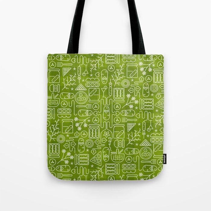 Pickles Picnic Tote Bag