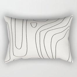 A little bit more. Rectangular Pillow