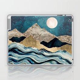 Indigo Sea Laptop & iPad Skin