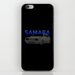 Lada Samara iPhone Skin