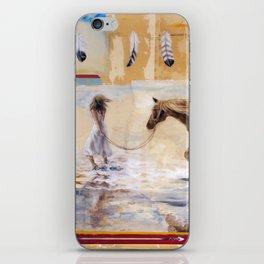 Three Wishes iPhone Skin