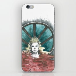 WARRIOR iPhone Skin