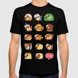 Puglie Food Collection 1 T-shirt