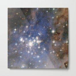 Star Cluster Trumpler 14 Metal Print