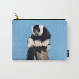 Varecia Variegata III Carry-All Pouch