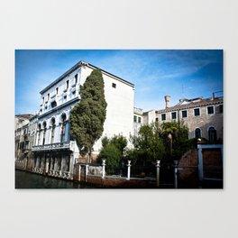 Fondaco dei Veneto Canvas Print