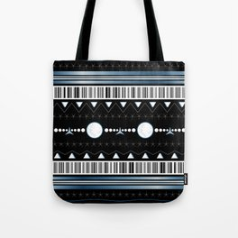moon pattern Tote Bag