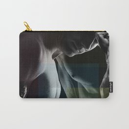 Benday Moiré Maybe Gay Carry-All Pouch