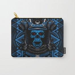 Skull samurai Carry-All Pouch