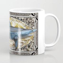 Mako Shark - Nautical Vintage Style Mug