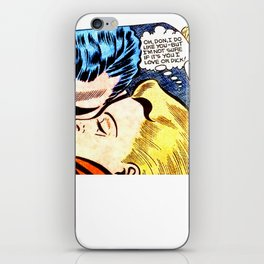 If It's You I Love iPhone Skin