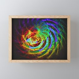 Free Your Mind Framed Mini Art Print