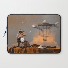 Pleasant afternoon Laptop Sleeve
