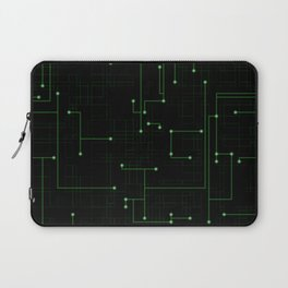 Electric Maze Laptop Sleeve