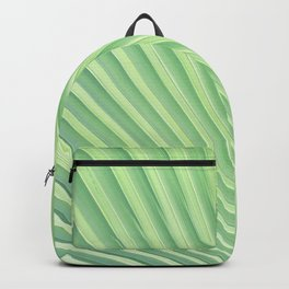 vegetal peacock Backpack