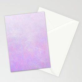 Lilac Ombre Stationery Cards