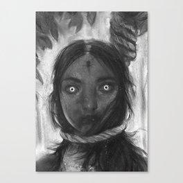 Trial Canvas Print