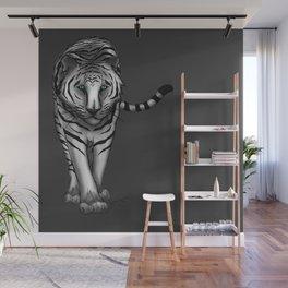 Tiger's Spell Wall Mural