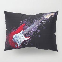 Electric Guitar Pillow Sham
