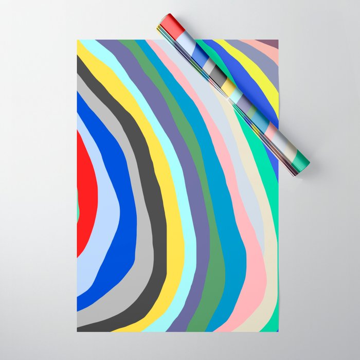colour me life Wrapping Paper