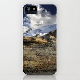 Glacier Expressif iPhone Case